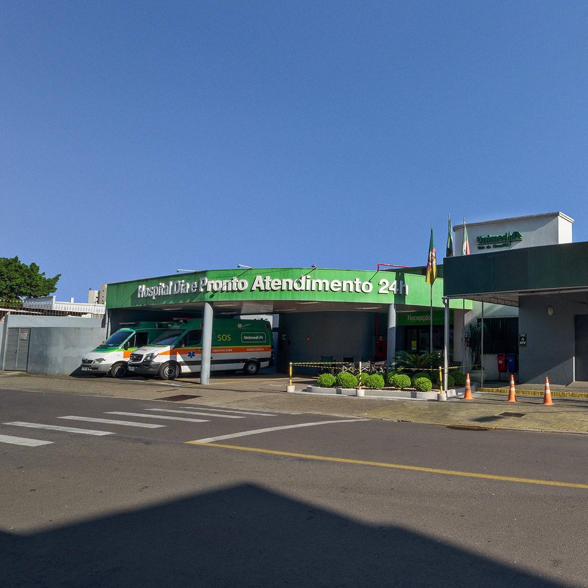 Hospital Dia e Pronto Atendimento NH